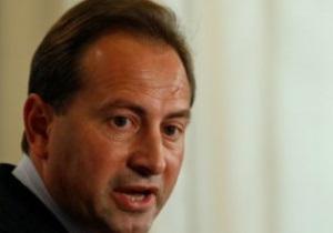 Томенко: Евро-2012 рискует превратиться в Олимпиаду-80
