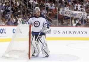 NHL: Winnipeg Jets одержали первую победу