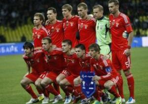 Футбол: Сборная России отказывается от игры со сборной Польши