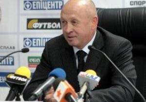 Тренер Ворсклы: Переход Безуса в Динамо - это буря в стакане
