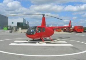 К Евро-2012 в Киеве оборудуют несколько вертолетных площадок