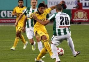 Футболист Металлиста Эдмар: С Карпатами всегда сложно играть