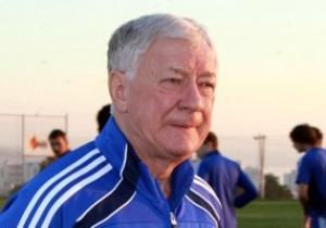 Тренер Динамо: Наше преимущество перед Шахтером - родной стадион
