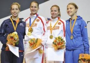 Украинка Ольга Харлан стала бронзовым призером ЧМ по фехтованию
