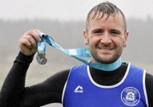 В Англии участник марафона доехал до финиша на автобусе