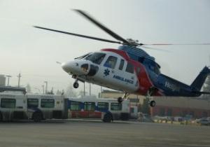 К Евро-2012 в Харькове построят три вертолетных площадки