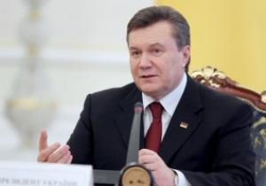 Янукович считает, что Украина получила мало лицензий на выступление на Олимпиаде-2012