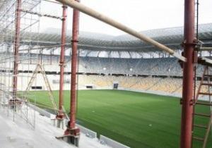 Директор строительства: Готовность Арены Львов - 86%