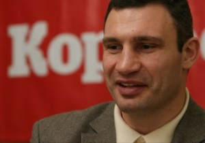 Виталий Кличко увидел во сне финалистов Евро-2012