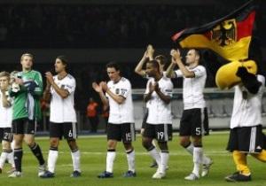 Евро-2012: Испания и Германия идут без потерь, Черногория вырывает ничью у Англии