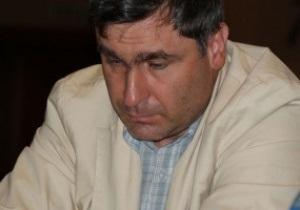 Вооруженный грабитель напал на именитого украинского шахматиста