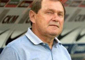 Ильичевец отправил в отставку главного тренера команды