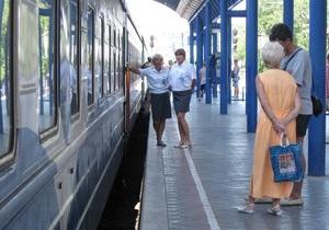 Количество вагонов в украинских поездах будет зависеть от объема проданных билетов