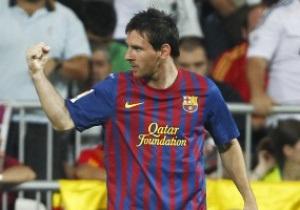 Месси признали лучшим футболистом Испании прошлого сезона