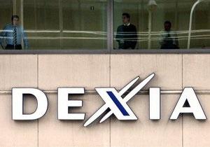 Франция и Бельгия пообещали помочь банку Dexia, акции которого рухнули из-за греческих долгов