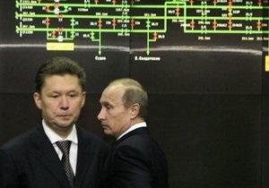 Миллер рассказал Путину о  неприятном сюрпризе , произошедшем в офисах Газпрома в Европе