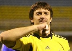 Шовковский: После пропущенного гола предъявил претензии полузащитникам