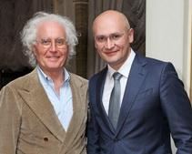 СМИ: Лучано Бенеттон посетил Украину. Первый официальный магазин компании откроется в Днепропетровске