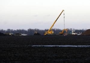 Украина открыла новое газовое месторождение в Харьковской области