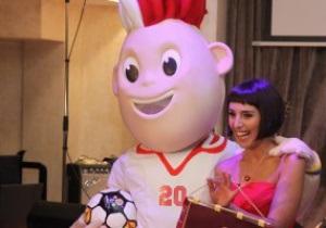 Джамала планирует написать гимн Евро-2012