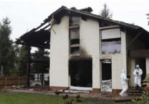 Защитник Баварии арестован по подозрению в поджоге собственного дома