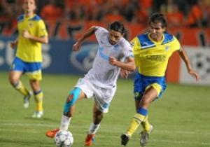 Футбольный агент: Свои три мяча от Порту Зенит все равно получит