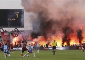 В Польше ужесточены санкции по отношению к футбольным хулиганам