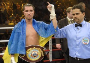Украинского боксера могут лишить титула Чемпиона мира
