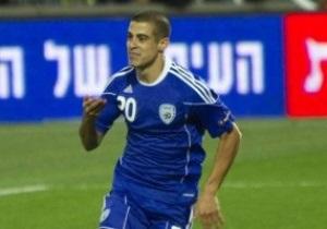 Динамо и Днепр наблюдают за израильским полузащитником