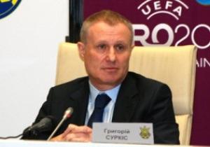 Григорий Суркис поздравил Ахметова с 45-летием