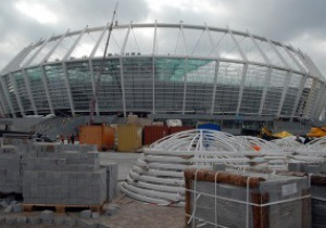 Дело: Украинские архитекторы пытаются отсудить у НСК Олимпийский 2,5 млн гривень