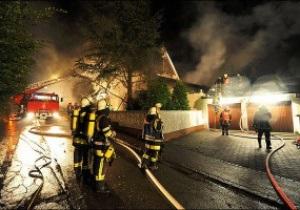 Игрок Баварии пострадал при пожаре в собственном доме