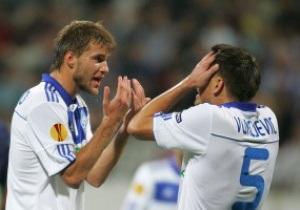 Динамо добыло волевую победу над Черноморцем