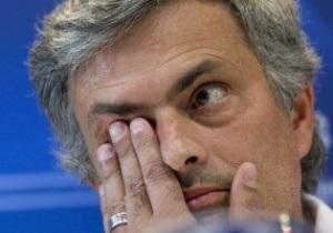Моуриньо: Задача Реала - не вылететь из Примеры