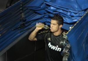 UEFA может наказать Роналдо за критику судейства в матче с загребским Динамо