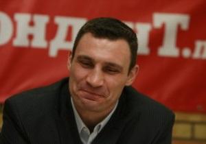 Виталий Кличко вызвал Валуева на связь
