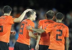 Во время Евро-2012 сборная Нидерландов будет жить в Кракове
