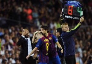 Лига Чемпионов: Иньеста пропустит месяц из-за травмы