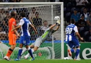 Лига Чемпионов: Шахтер стартовал поражением от Порту