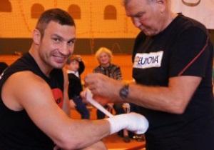Тренер Кличко: Хэй - самый привлекательный соперник для Виталия
