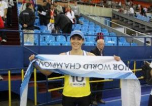Украинка Виктория Терещук выиграла Чемпионат Мира по современному пятиборью