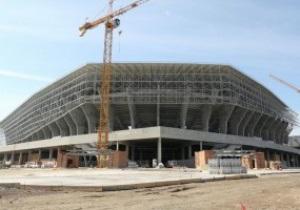 Фотогалерея: Не верь глазам своим. Стадион во Львове за два месяца до открытия