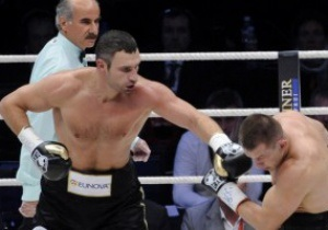 Виталий Кличко: Адамек оказался крепким малым
