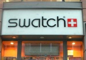 Производитель часов Swatch разорвал отношения с Tiffany