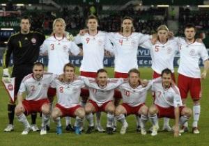 Сборная Дании намерена проживать в Одессе во время Евро-2012