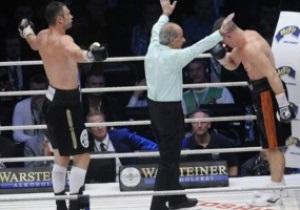 Владимир Кличко: Адамек – настоящий воин