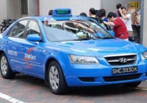 Во время Евро-2012 в Киеве будут работать 300 такси марки Hyundai