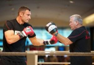 Тренер Кличко рассказал, когда Виталий завершит карьеру