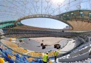 Колесников: Ровно за месяц до открытия НСК Олимпийский готов на 95%