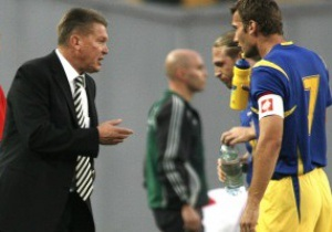 Кварцяный: Блохин правильно работает в сборной Украины